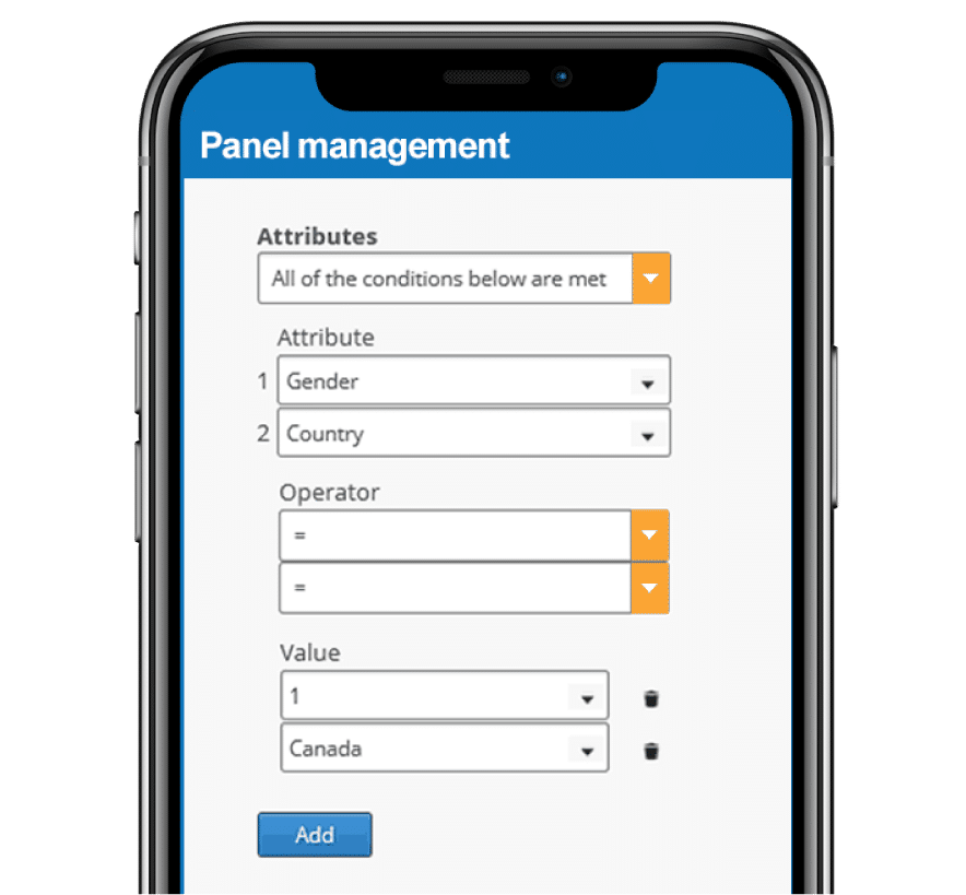 panel management tools