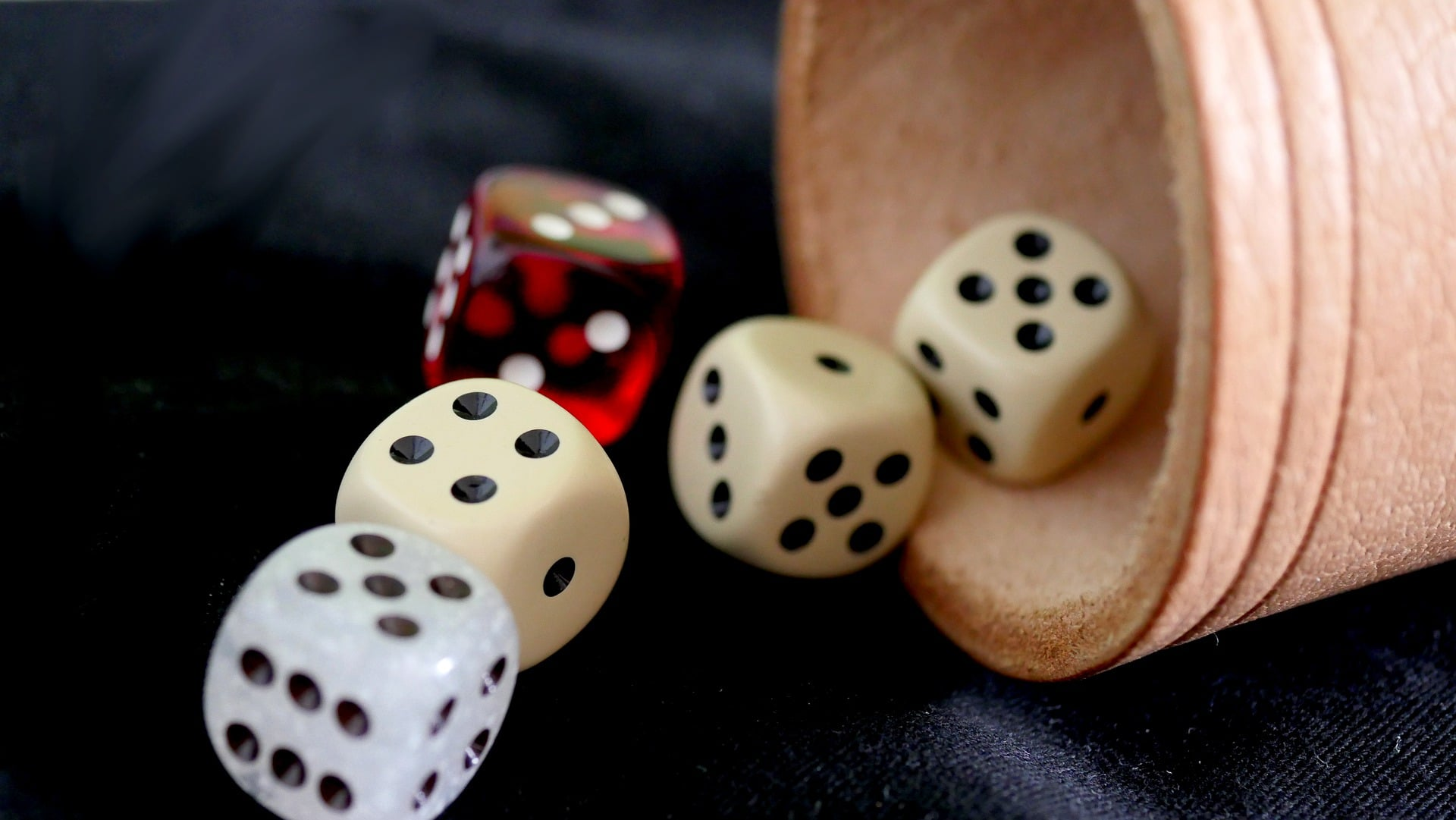 probability sampling dice
