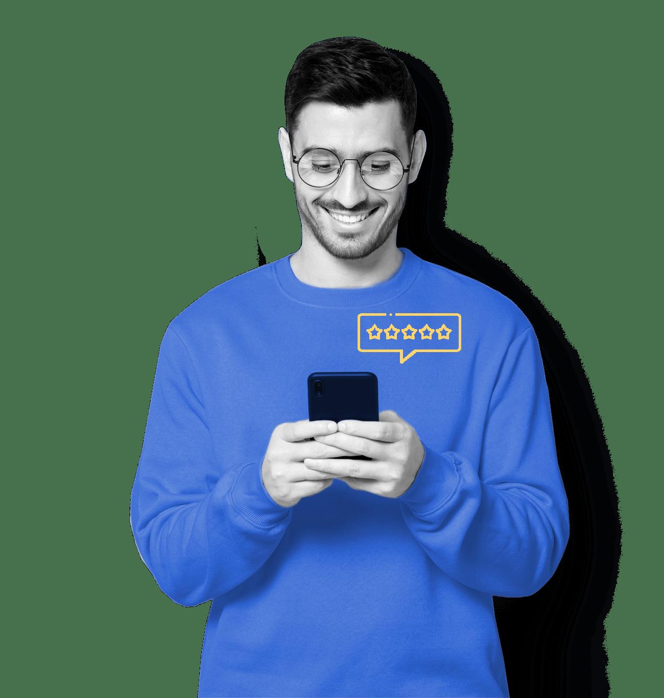 CX/VoC customer experience survey