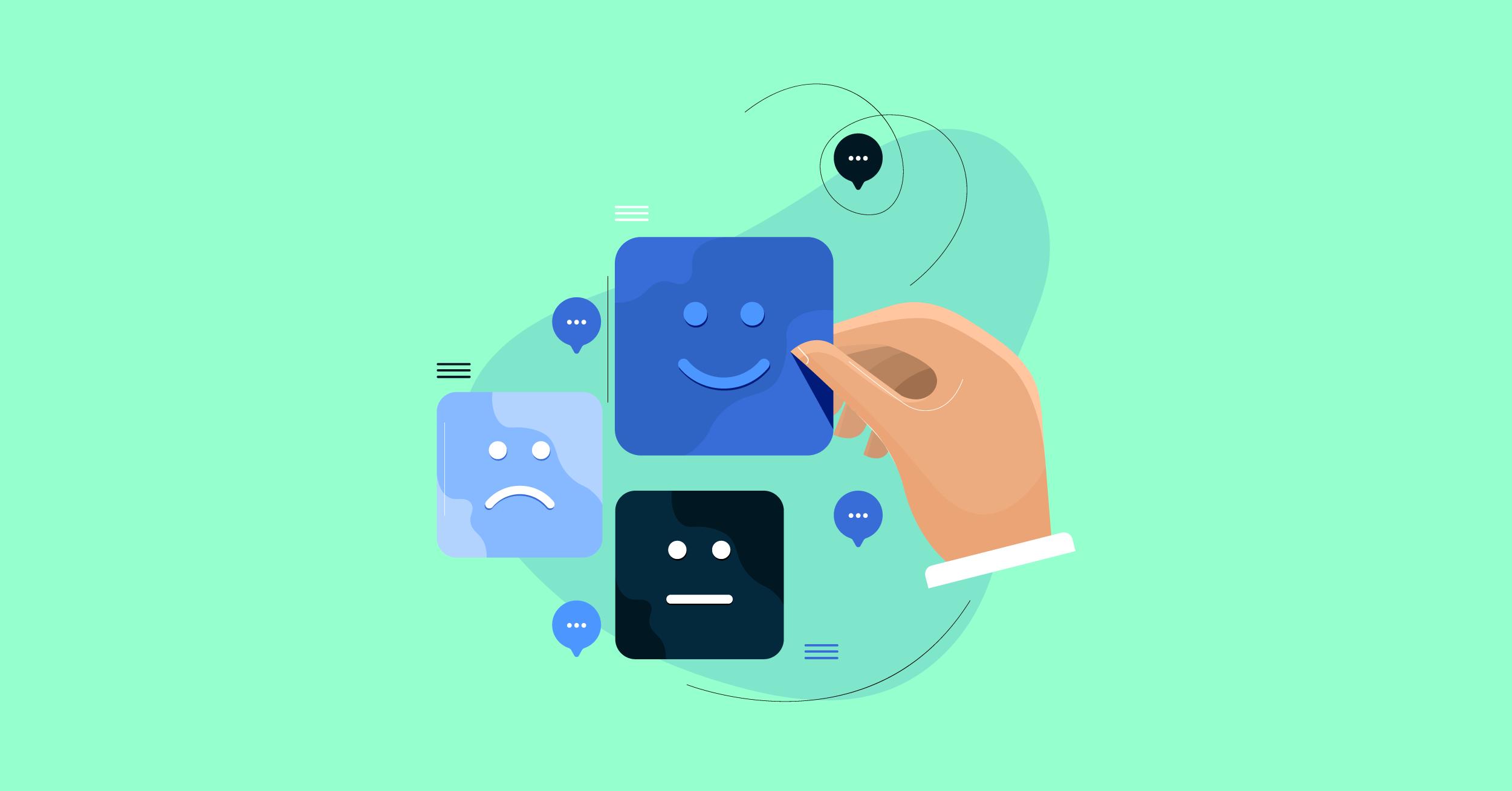 Managing customer journey