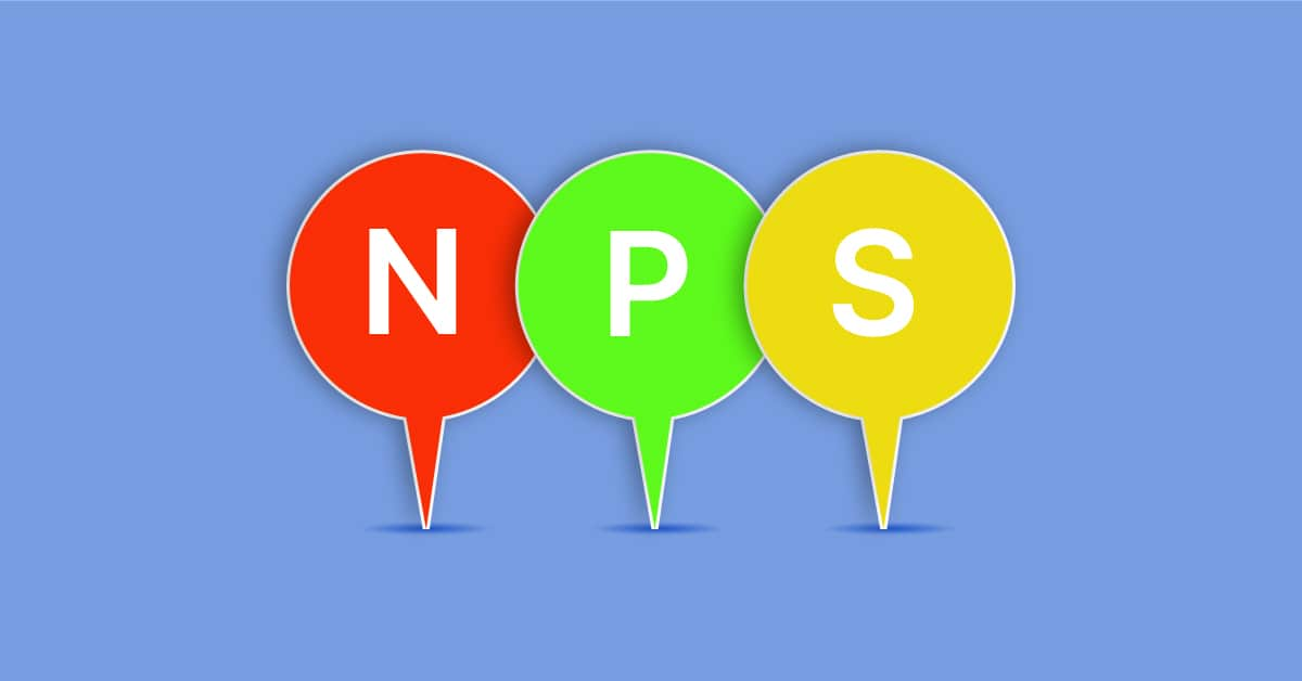 What is a good net promoter score