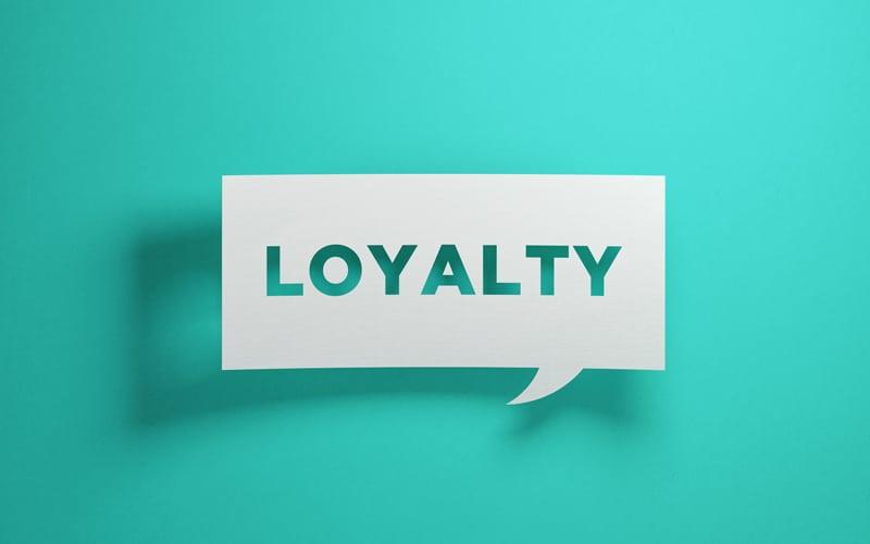 Customer loyalty banner image