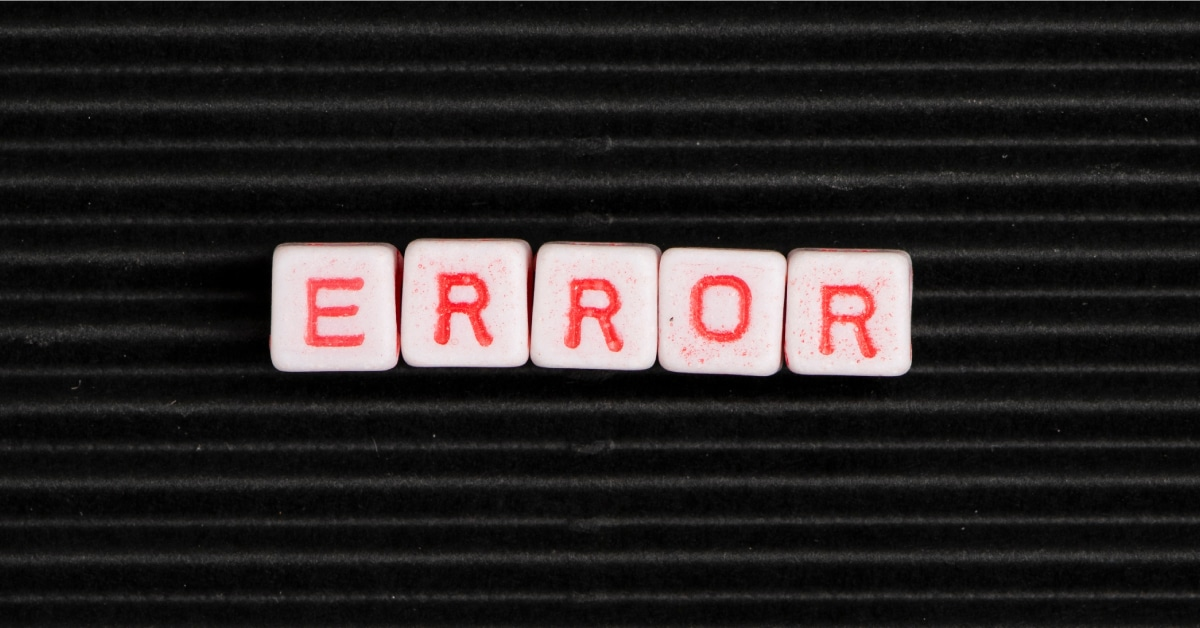 All you need to know about sampling error