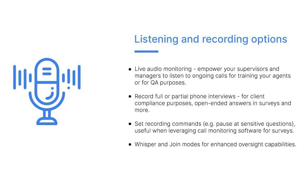 Call monitoring software5