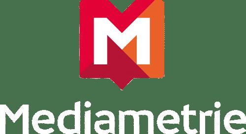 Mediametrie_Logo white