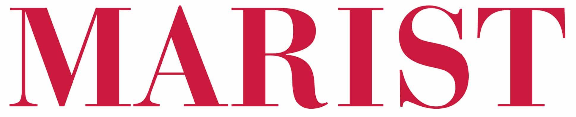 Marist College Logo Red