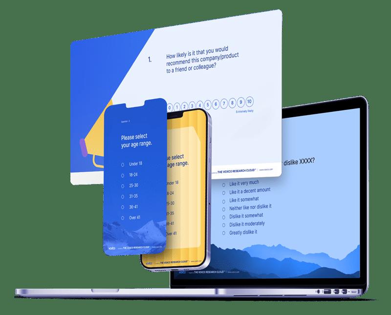 Voxco Research Cloud - Duplicate survey software