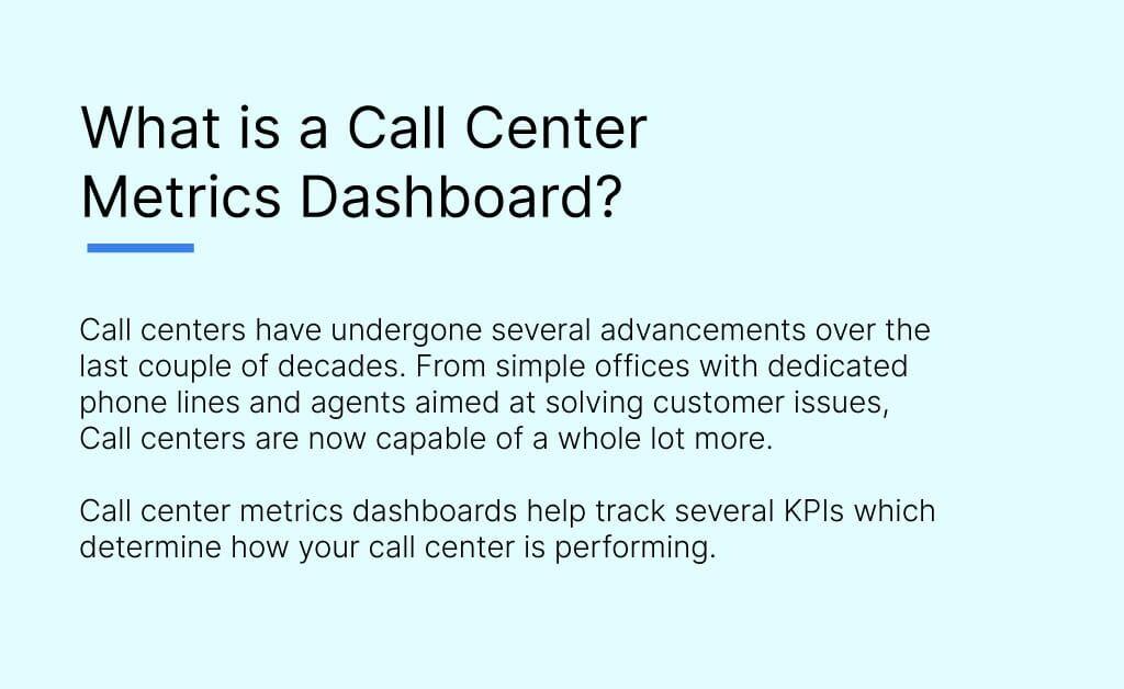 call center metrics dashboard1
