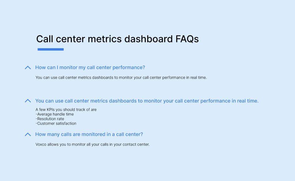 call center metrics dashboard6