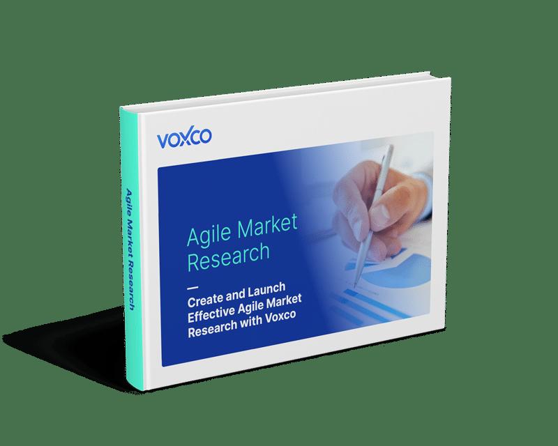 Agile Market Research Book render s