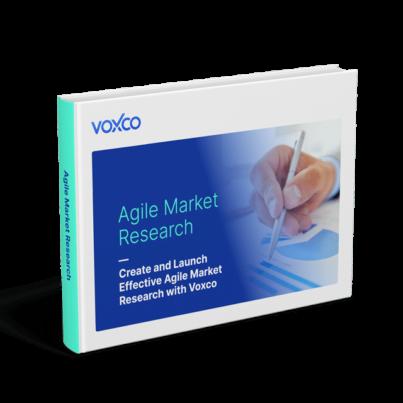Agile Market Research Book renders 2